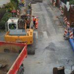 Anglet, secteur Larochefoucauld - renouvellement de réseaux d'eau potable -